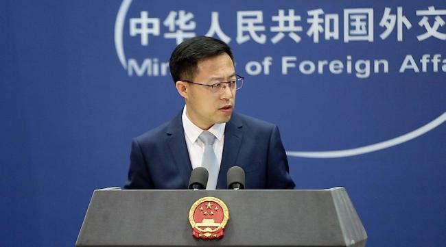 """拜登政府考虑改称""""台湾代表处""""?中方表态"""