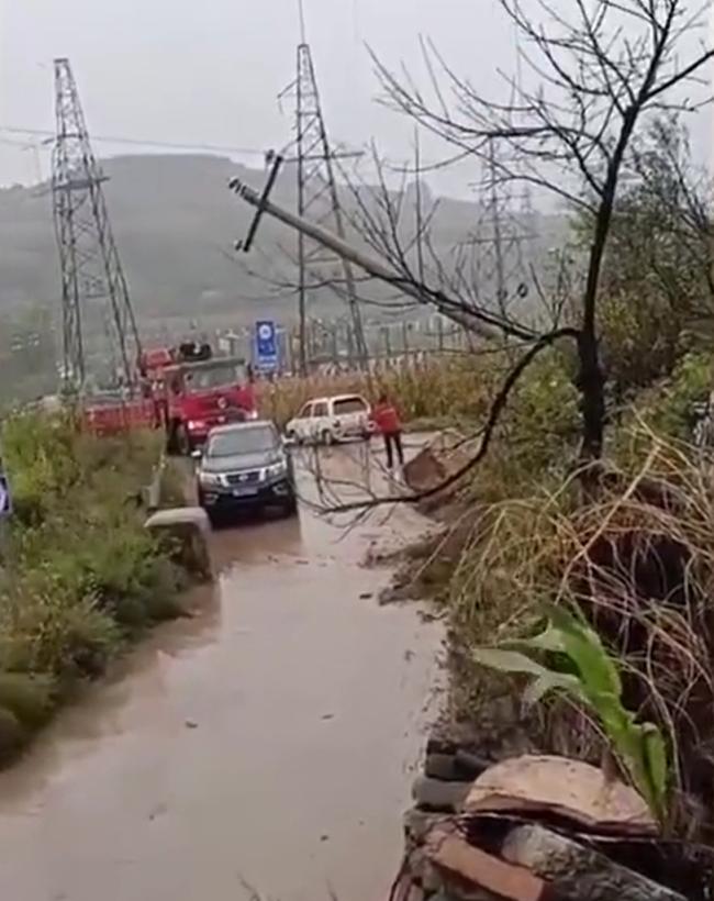 山西蒲县山体滑坡造成4人遇难