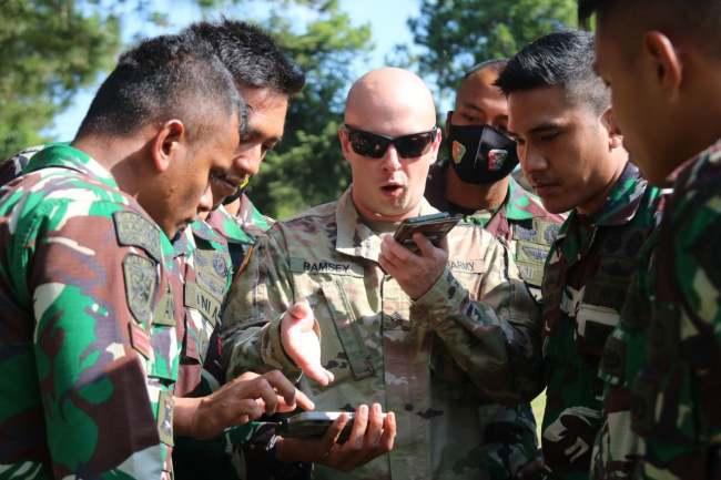 美媒爆料:小股美军至少已在台湾部署一年