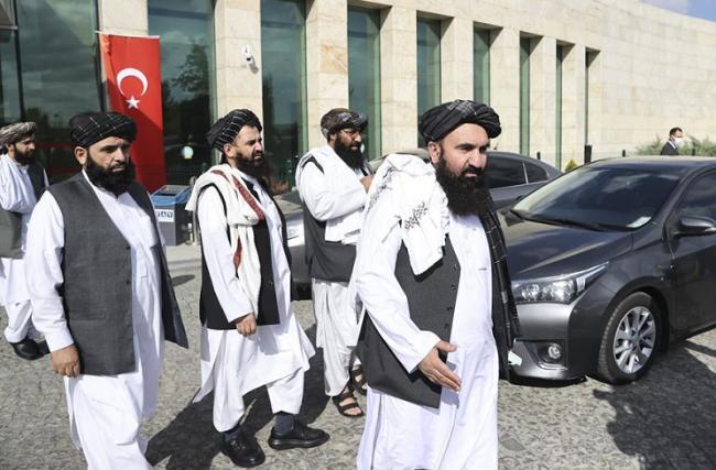 升学教育:阿富汗塔利班外交代表团访问土耳其