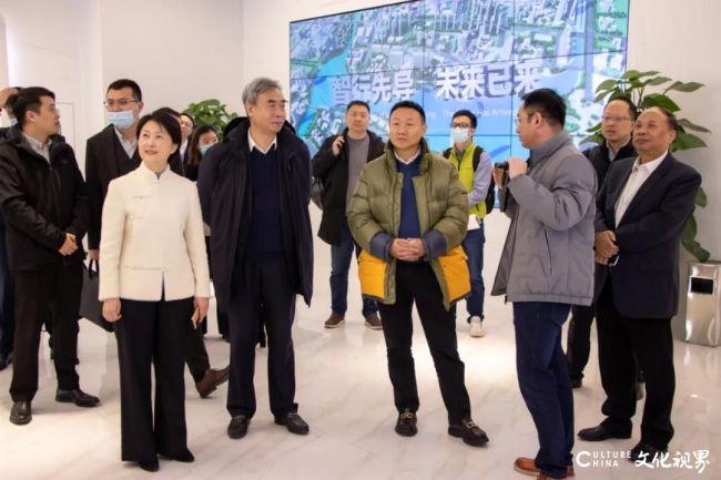 吉利控股集团副总裁王召兴一行赴苏州相城考察并洽谈网约车出行等合作项目