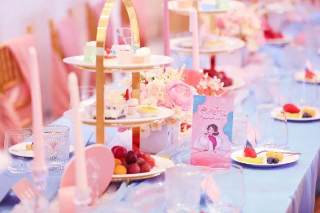 以美容之名,享精致生活——莎蔓莉莎北京事业群青岛上流汇会所甄选下午茶优雅开启
