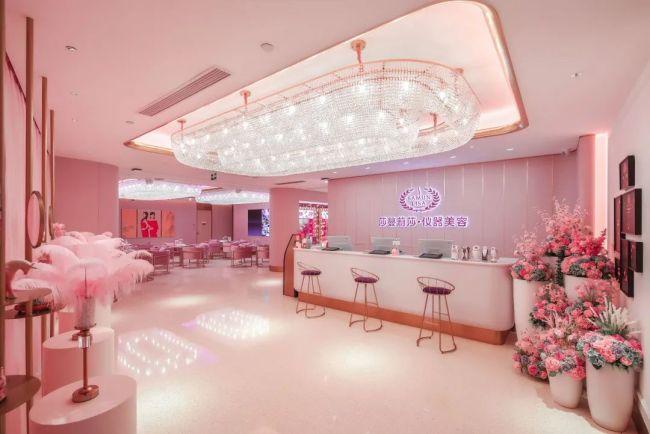莎蔓莉莎门店装修升级,360°无死角除甲醛,守护顾客和员工健康
