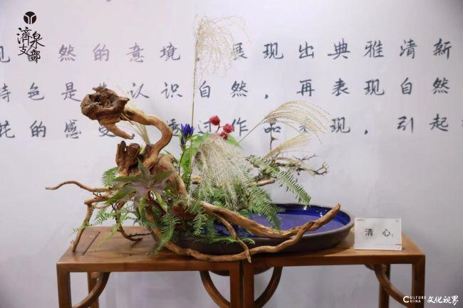 『恰盛春风』东方雅集式大型创意花展将于4月30日在济南银座商城盛大开幕
