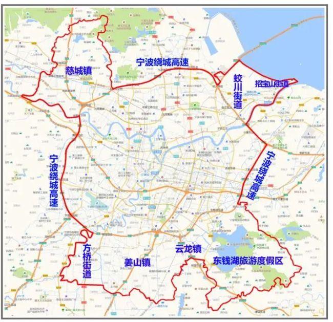 被约谈8天后,浙江宁波发布通知进一步加强房地产市场调控