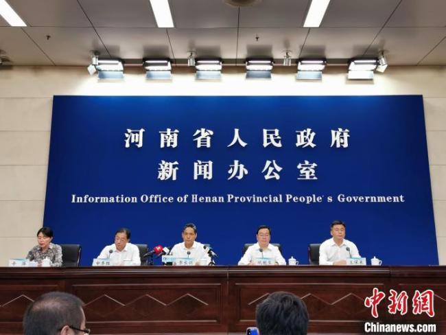 河南已收到各界捐赠49.49亿元,已拨付38.66亿元