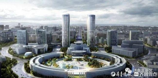 大数据、量子科技、人工智能…济南高新区战略新兴产业崛起