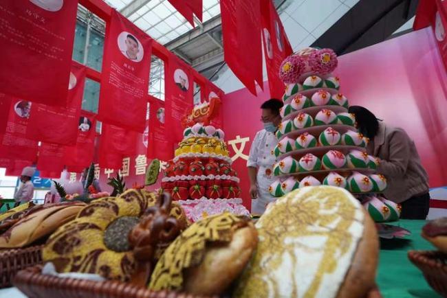 全国唯一鲁菜主题美食文化节在济开启味觉盛宴