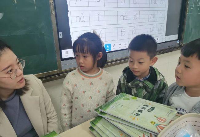 """全员齐行动,济南高新区汉峪小学开启""""走进学生心灵,关爱学生成长""""主题活动"""