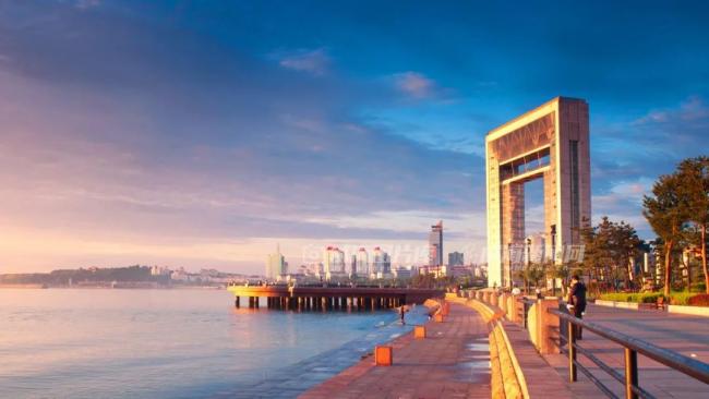 """这就是山东·威海丨山海与浪漫交织,历史与现代辉映,有一个""""精致城市""""叫威海"""
