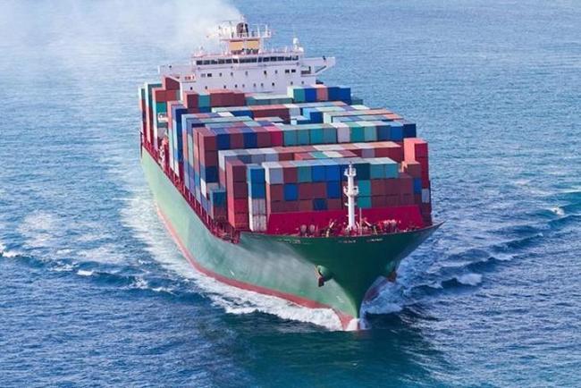 """前三季度山东对""""一带一路""""沿线国家进出口6597.1亿元,较去年同期增长41.3%"""