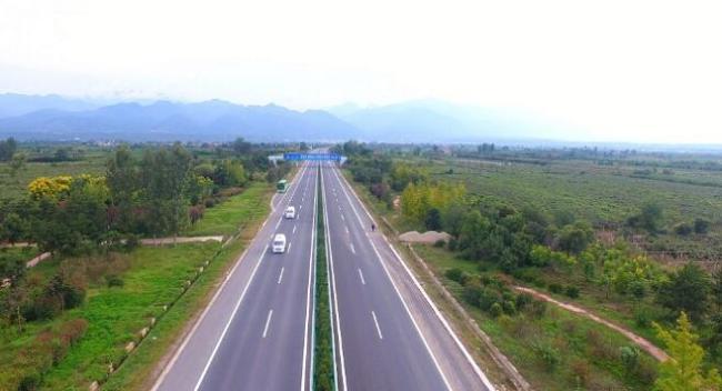 """眉县交通运输为经济社会高质量发展""""铺路架桥"""""""