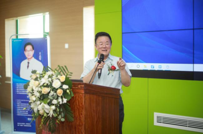 西安国际医学中心医院总经理王志峰致辞