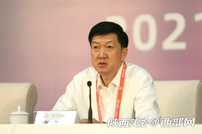 国家体育总局副局长、十四运会组委会副主任高志丹介绍相关情况