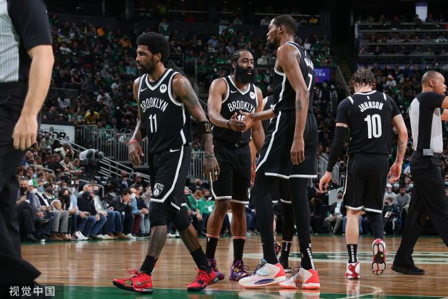 NBA新赛季球队实力榜:篮网居首 湖人第3勇士第12