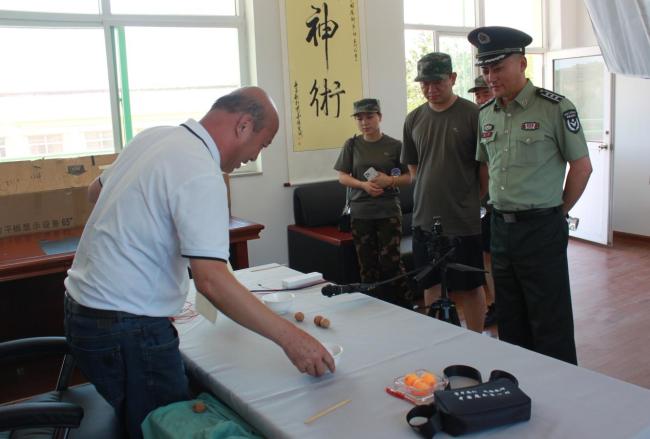军民鱼水情深 军地融合共建 :千岁国际集团走访慰问部队官兵