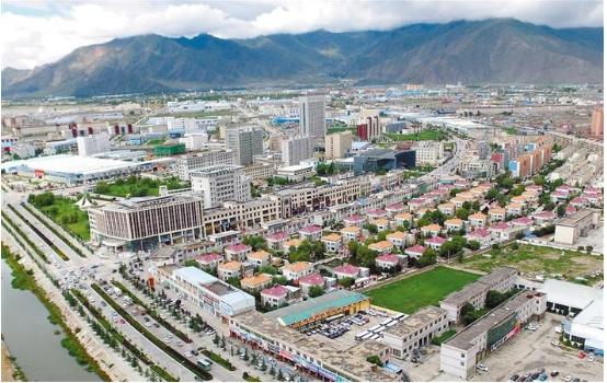 新西藏70年系列述评之经济发展篇:昂首阔步铸辉煌