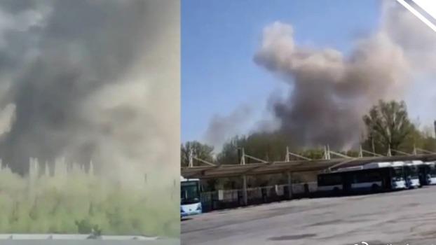 事发瞬间画面!太原一化工厂爆炸致2死3失联