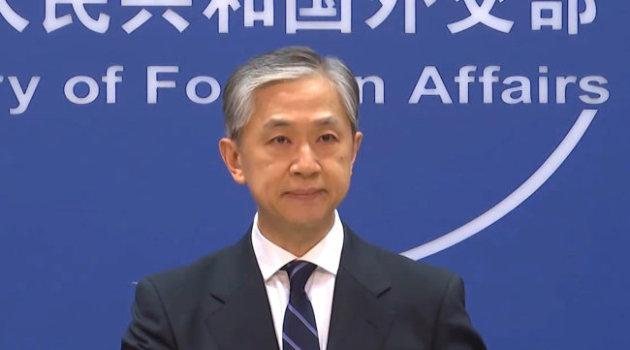 美国防长指责中国加剧地区紧张局势 外交部驳斥