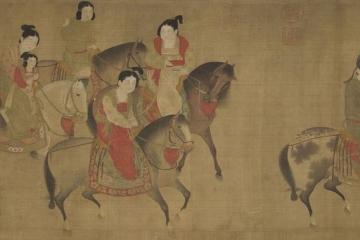 """台北故宫里的""""她"""""""