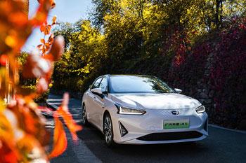 高品质的保障 试驾广汽丰田首款纯电动轿车IA5