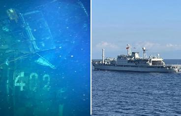 中国协助救援印尼失事潜艇 取得阶段性成果