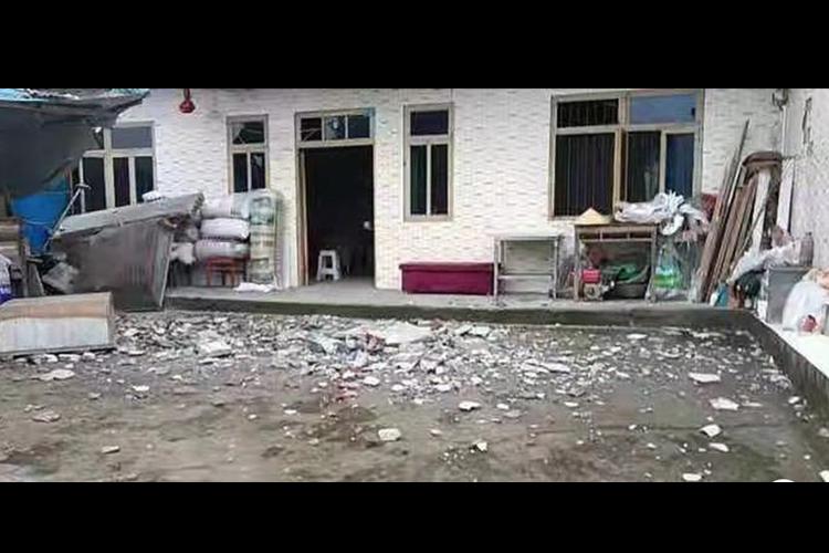 四川省发生4.3级地震